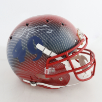 Tremaine Edmunds Signed Full-Size Authentic On-Field Hydro-Dipped Helmet (Beckett Hologram) at PristineAuction.com