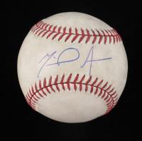 Miguel Amaya Signed 2020 Arizona Spring Training Baseball (JSA COA) (See Description) at PristineAuction.com