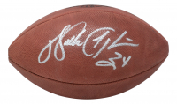 Walter Payton Signed Super Bowl XX Official NFL Game Ball (Beckett Hologram) (See Description) at PristineAuction.com