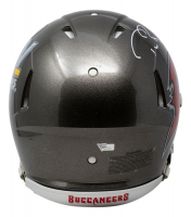 Tom Brady Signed Buccaneers Full-Size Authentic On-Field Speed Helmet (Fanatics LOA) at PristineAuction.com