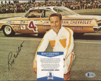 Rex White Signed NASCAR 8x10 Photo (Beckett COA) at PristineAuction.com