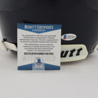 """John """"Smokey"""" Brown Signed Full-Size Authentic On-Field Helmet (Beckett Hologram) (See Description) at PristineAuction.com"""