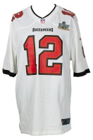 Tom Brady Signed Buccaneers Nike Jersey (Fanatics Hologram) at PristineAuction.com