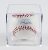 Derek Jeter & Alex Rodriguez Signed OML Baseball with Display Case (Steiner COA & MLB Hologram) at PristineAuction.com