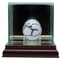 Jason Day Signed Taylor Made Golf Ball With Display Case (JSA COA) at PristineAuction.com