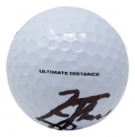 Zach Johnson Signed Golf Ball With Display Case (JSA COA) at PristineAuction.com