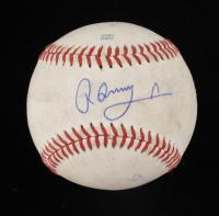 Ronny Mauricio Signed Baseball (JSA COA) (See Description) at PristineAuction.com