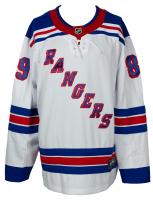 Pavel Buchnevich Signed Rangers Fanatics Jersey (Fanatics Hologram) at PristineAuction.com