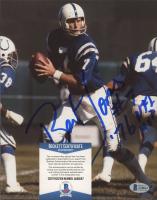 "Bert Jones Signed Colts 8x10 Photo Inscribed ""76 NFL MVP"" (Beckett COA) at PristineAuction.com"
