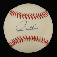 Paul Molitor Signed OAL Baseball (JSA COA) at PristineAuction.com