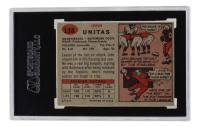 Johnny Unitas 1957 Topps #138 DP RC (SGC 5) at PristineAuction.com
