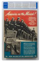 "1942 ""Captain Marvel Adventures"" Issue #9 Marvel Comic Book (CGC 7.0) at PristineAuction.com"
