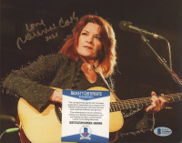 """Rosanne Cash Signed 8x10 Photo Inscribed """"Love, 2021"""" (Beckett COA) at PristineAuction.com"""