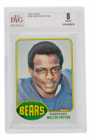Walter Payton 1976 Topps #148 RC (BVG 8) at PristineAuction.com