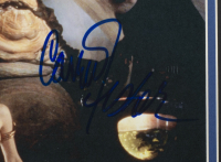 """Carrie Fisher Signed """"Star Wars: Return Of The Jedi"""" 8x10 Custom Framed Photo (PSA COA) at PristineAuction.com"""