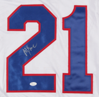 Mike Eruzione Signed Jersey (JSA COA) (See Description) at PristineAuction.com