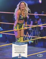 Candice LeRae Signed WWE 8x10 Photo (Beckett COA) at PristineAuction.com