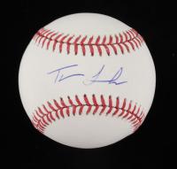 Trevor Larnach Signed OML Baseball (JSA COA) at PristineAuction.com