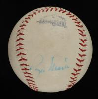 Roger Maris Signed Little League Baseball (JSA ALOA) at PristineAuction.com