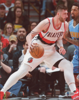 Jusuf Nurkic Signed Trail Blazers 8x10 Photo (Beckett COA) at PristineAuction.com