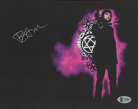 Bam Margera Signed 8x10 Photo (Beckett COA) at PristineAuction.com