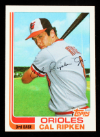 Cal Ripken 1982 Topps Traded #98T at PristineAuction.com