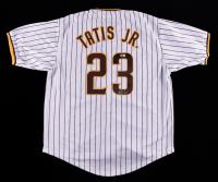 Fernando Tatis Jr. Signed Jersey (Beckett Hologram) (See Description) at PristineAuction.com