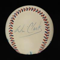 Will Clark Signed Los Angeles 1984 Olympiad Baseball (JSA COA) at PristineAuction.com