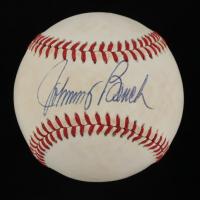 Johnny Bench Signed ONL Baseball (JSA COA) at PristineAuction.com