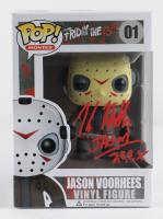 "Kane Hodder Signed ""Friday The 13th"" #1 Jason Voorhees Funko Pop! Vinyl Figure Inscribed ""Jason 7,8,9,X"" (JSA COA) (See Description) at PristineAuction.com"