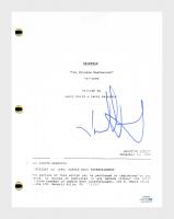 "Jason Alexander Signed ""Seinfeld: The Chinese Restaurant"" Episode Script (AutographCOA COA) at PristineAuction.com"