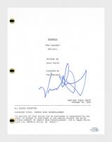 "Jason Alexander Signed ""Seinfeld: The Contest"" Episode Script (AutographCOA COA) at PristineAuction.com"