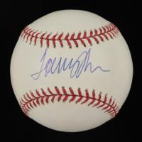 Tommy John Signed OML Baseball (JSA COA) at PristineAuction.com