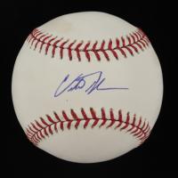 Curtis Granderson Signed OML Baseball (JSA COA) at PristineAuction.com