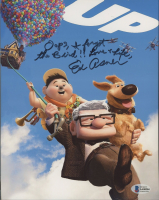 """Ed Asner Signed """"Up"""" 8x10 Photo Inscribed """"Oops, I Forgot the Bird!! Love & Life"""" (Beckett COA) at PristineAuction.com"""
