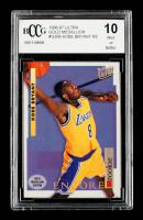 Kobe Bryant 1996-97 Ultra Gold Medallion #G266 RE (BCCG 10) at PristineAuction.com