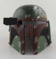 "Jeremy Bulloch Signed ""Star Wars"" Boba Fett Full-Size Helmet Inscribed ""Boba Fett"" (JSA COA) at PristineAuction.com"