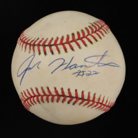 Josh Hamilton Signed OAL Baseball (JSA COA) at PristineAuction.com