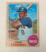 Willie Stargell 1968 Topps #86 at PristineAuction.com