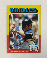 Brooks Robinson 1975 Topps #50 at PristineAuction.com