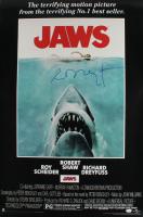 "Richard Dreyfuss Signed ""Jaws"" 24x36 Photo (JSA COA) (See Description) at PristineAuction.com"