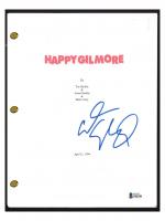 "Adam Sandler Signed ""Happy Gilmore"" Movie Script (Beckett COA) at PristineAuction.com"