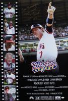 "Tom Berenger ""Major League"" 24x36 Photo Inscribed ""Ssgt Barnes A.K.A. Jake Taylor #7"" (JSA COA) at PristineAuction.com"