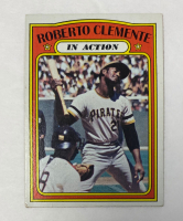Roberto Clemente 1972 Topps #310 IA at PristineAuction.com