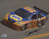 Michael Waltrip Signed 8x10 Photo (Beckett COA) at PristineAuction.com