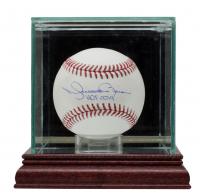"Mariano Rivera Signed OML Baseball Inscribed ""HOF 2019"" with Display Case (JSA COA) at PristineAuction.com"