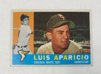 Luis Aparacio 1960 Topps Baseball #240 at PristineAuction.com