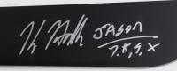 "Kane Hodder Signed ""Friday the 13th"" Genuine 22"" Steel Machete Inscribed ""Jason 7, 8, 9, X"" (JSA COA) at PristineAuction.com"
