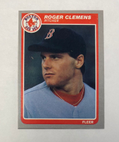Roger Clemens 1985 Fleer #155 RC at PristineAuction.com