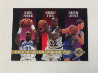 1992-93 SkyBox #NNO Head of the Class LaPhonso Ellis / Tom Gugliotta / Christian Laettner / Alonzo Mourning / Shaquille O'Neal / Walt Williams #17,022/20,000 at PristineAuction.com